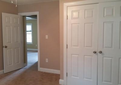 bedroom 3 closet